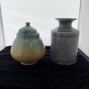 Lot # 5 Beautiful Pottery