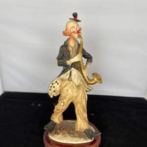 Lot # 10 Vintage Clown Figurine
