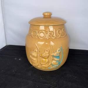 Lot # 22 Vintage Three Blind Mice Cookie Jar