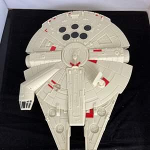 Lot # 38 Disney Parks Model of Star Wars Millennium Falcon