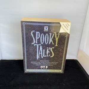Lot # 42 Spooky Tales Board Game