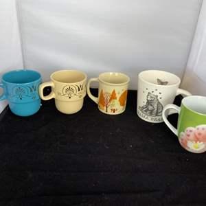 Lot # 46 Coffee Mugs