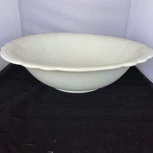 Lot # 75 The W.H. Grindley Marquis Serving Bowl
