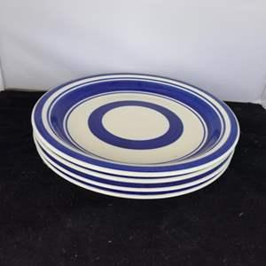 Lot # 87 Set of 4 Royal Norfolk Dinner Plates