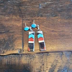 Lot # 101 Sterling Silver Earrings