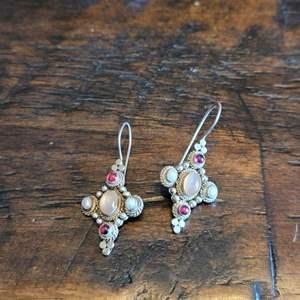 Lot # 104 Sterling Silver Earrings
