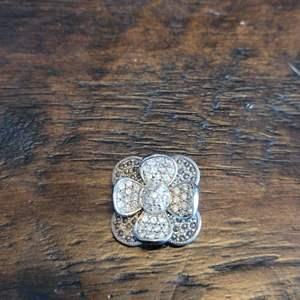 Lot # 106 Sterling Silver Pendant