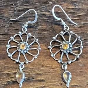 Lot # 109 Sterling Silver Earrings