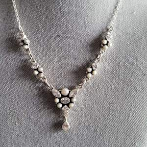 Lot # 113 Sterling Silver Necklace