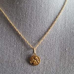 Lot # 119 14k Gold Necklace- TW-3.30g