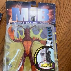 Lot # 149 MIB Figurine Elby-17