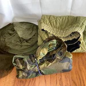 Lot # 166 Hunting Gear
