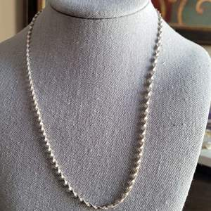 """Lot # 174 Nice Sterling Silver 20"""" Chain"""