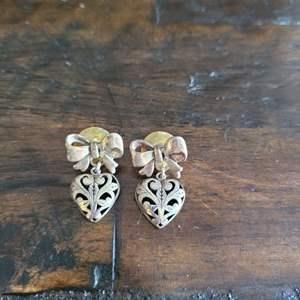 Lot # 175 Sterling Silver Earrings