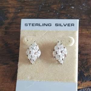 Lot # 180 Sterling Silver Earrings