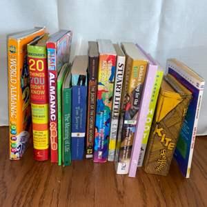 Lot # 195 Children's Books