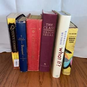 Lot # 197 Vintage Books