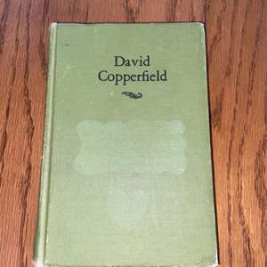 Lot # 198 Vintage (1934) Charles Dickens Book - David Copperfield