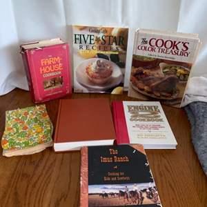Lot # 200 Vintage Cookbooks