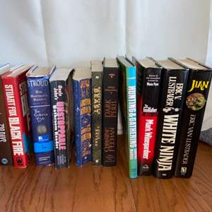 Lot # 204 Collection of Books