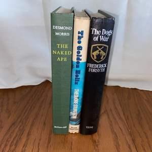 Lot # 205 Vintage Books