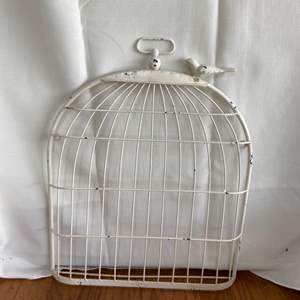 "Lot # 225 Wall ""bird cage"" Decor"