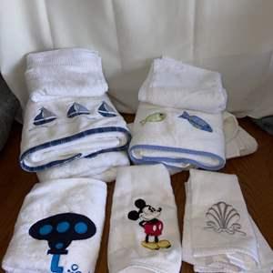 Lot # 236 Bath & Hand Towels