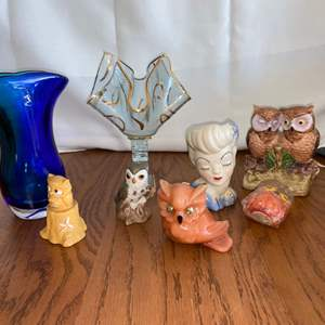 Lot # 247 Gorgeous Vases, Candles & More
