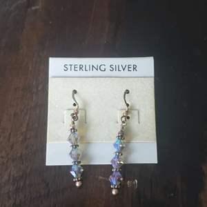 Lot # 254 Sterling Silver Earrings