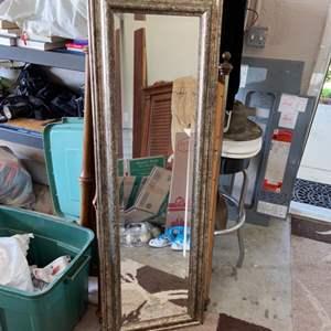 Lot # 264 Beautiful Wall Mirror