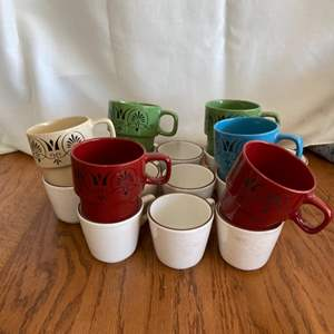 Lot # 270 Collection of Coffee Mugs