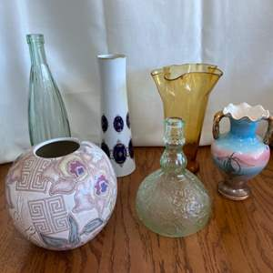 Lot # 274 Beautiful Collection of Vases