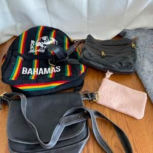 Lot # 293 Purses & Bookbag