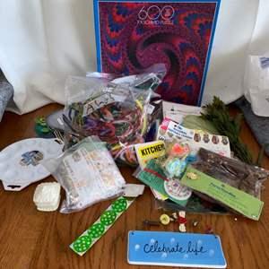 Lot # 304 Craft Supplies