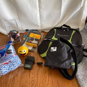 Lot # 310 Beanie Babies, Back Pack & More