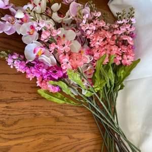 Lot # 342 Faux Flowers