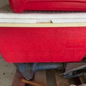 Lot # 376 Igloo Cooler