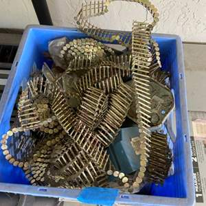Lot # 382 Nails & Electrical Items