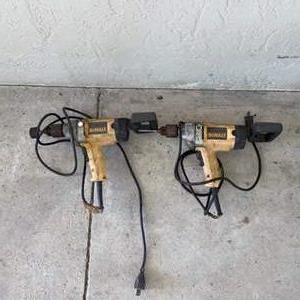 Lot # 389 Dewalt Tools (see pictures)