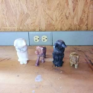 Lot # 9 Cute Assortment of Figurines