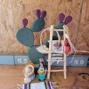 Lot # 10 Mexican Themed Home Decor