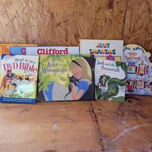 Lot # 54 Children's Books