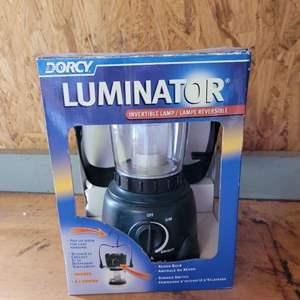 Lot # 57 Dorcy Illuminator Invertible Lantern