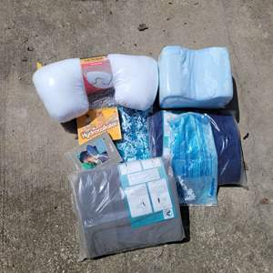 Lot # 70 Assorted Pillows & Ice Packs - All Brand New and in Original Packaging