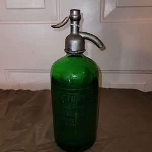 Lot # 75 Antique Victory Seltzer Bottle