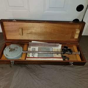 Lot # 99 Shirley Yarn Friction Recorder Serial # 867