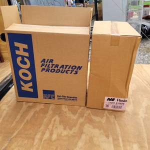 Lot # 144 (2) Boxes of 20x20x1 Filters