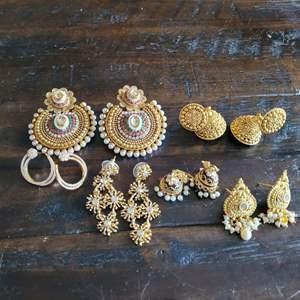 Lot # 154 Pretty Assortment of Pierced Earrings