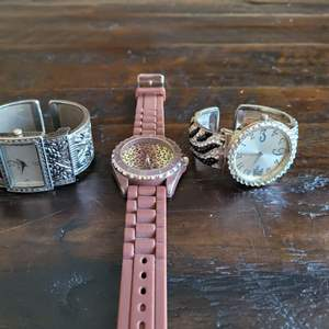 Lot # 167 (3) Woman's Watches
