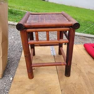 Lot # 172 Nice Patio Side Table